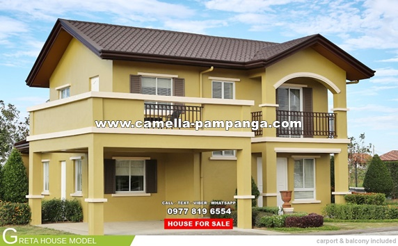 Camella Pampanga House and Lot for Sale in Pampanga Philippines
