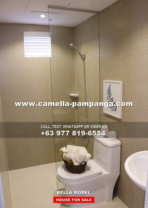 Bella House for Sale in Pampanga