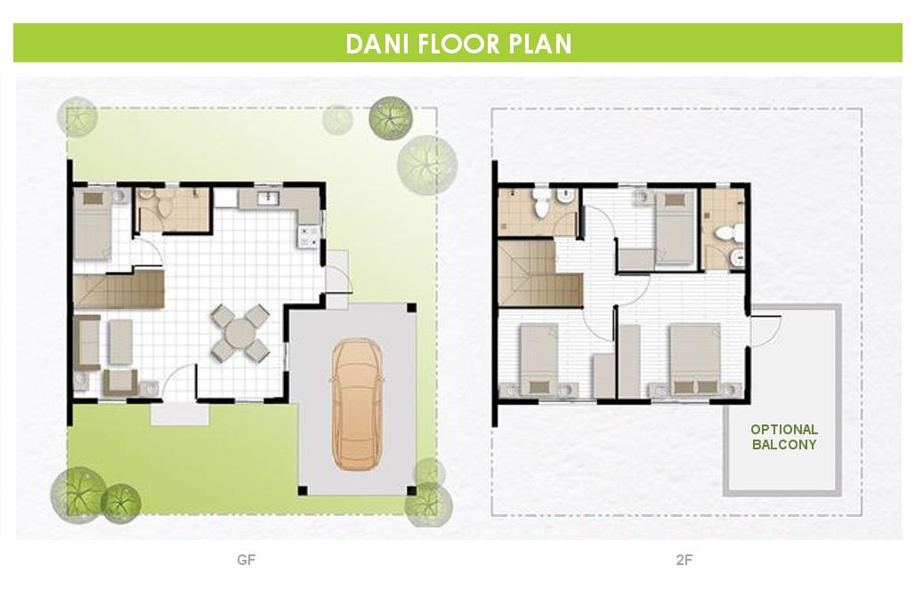 Dani  House for Sale in Pampanga