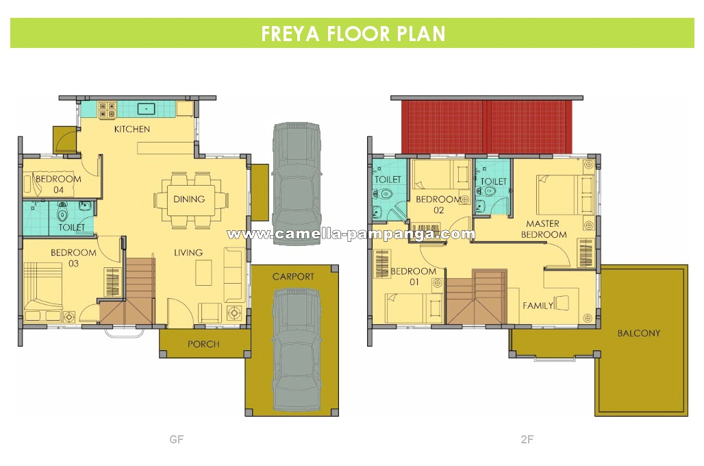 Freya  House for Sale in Pampanga