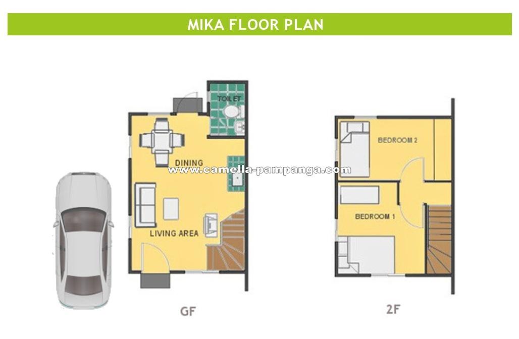 Mika  House for Sale in Pampanga