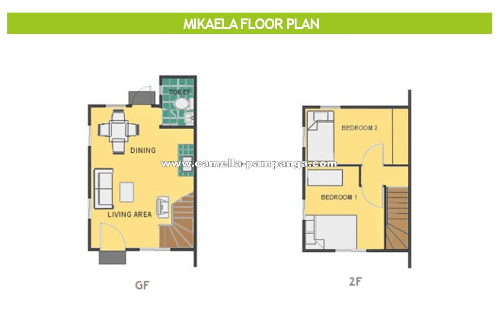 Mikaela  House for Sale in Pampanga