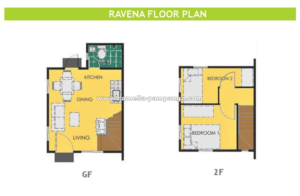 Ravena  House for Sale in Pampanga