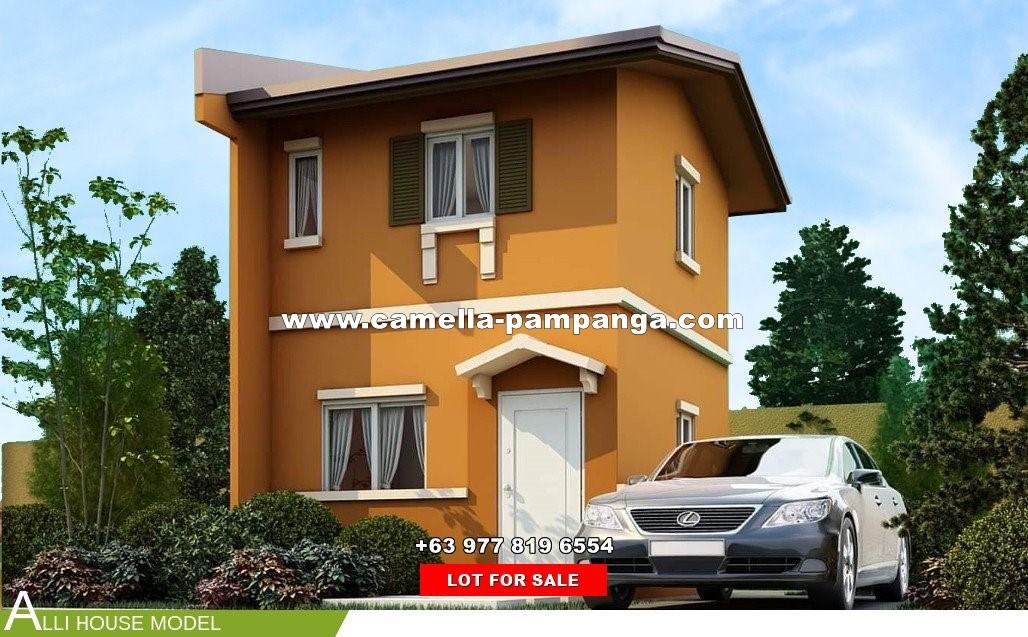 Alli House for Sale in Pampanga