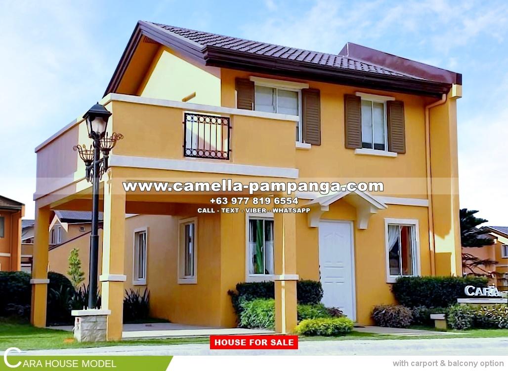 Cara House for Sale in Pampanga