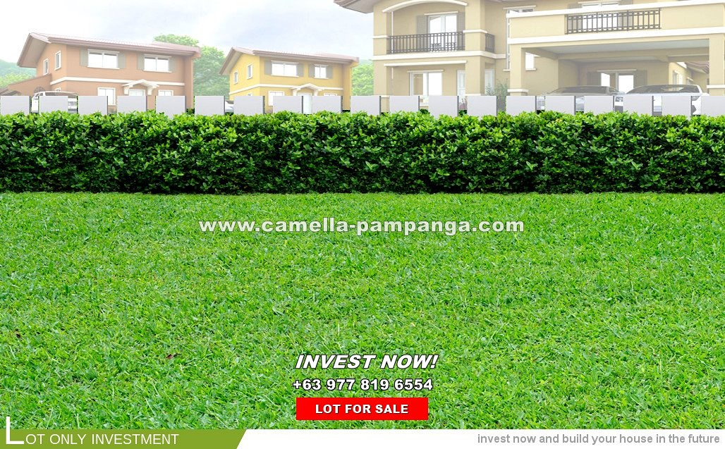 Lot House for Sale in Pampanga
