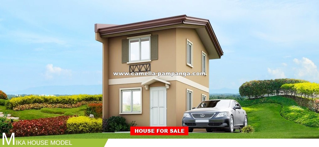 Mika House for Sale in Pampanga