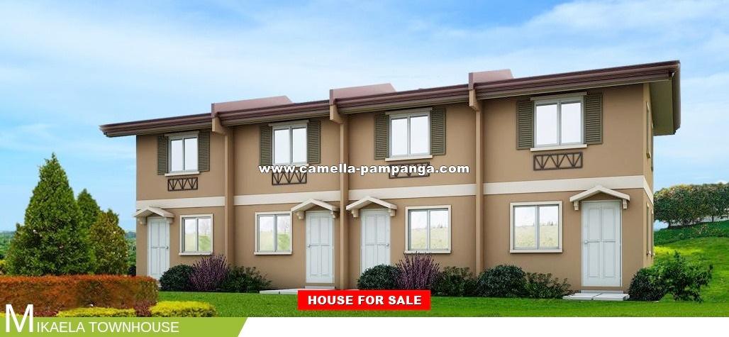 Mikaela House for Sale in Pampanga