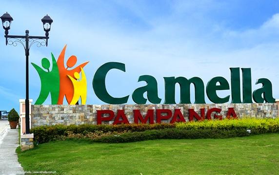 Camella Pampanga Location and Amenities