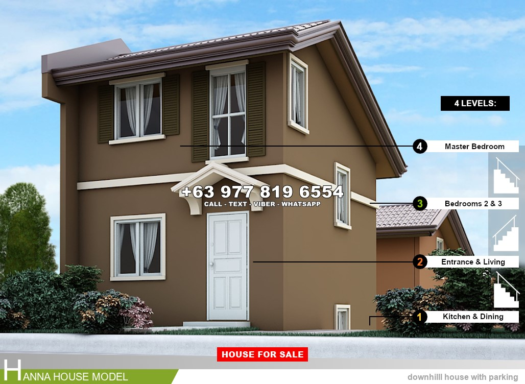 Hanna House for Sale in Pampanga