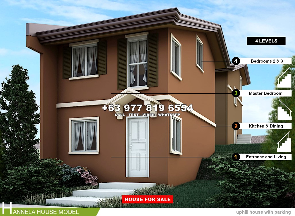Hannela House for Sale in Pampanga