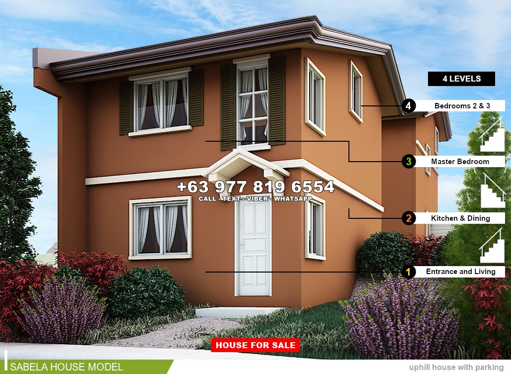 Isabela House for Sale in Pampanga