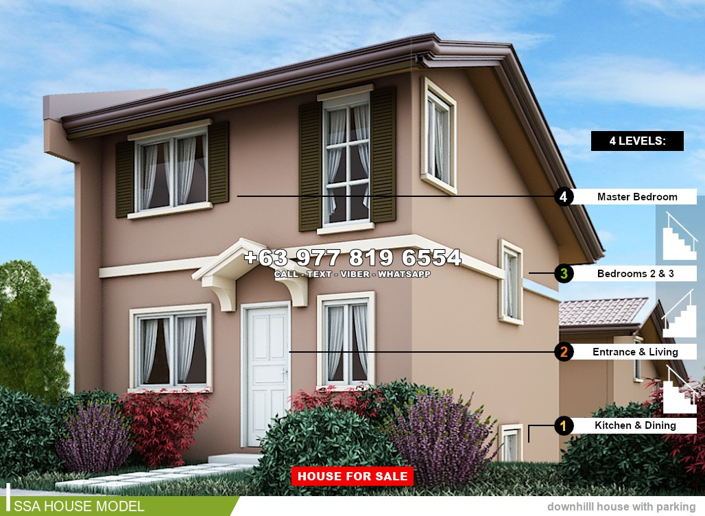 Issa House for Sale in Pampanga