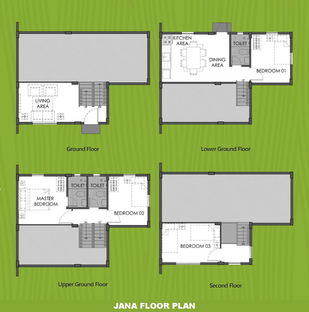 Janna  House for Sale in Pampanga