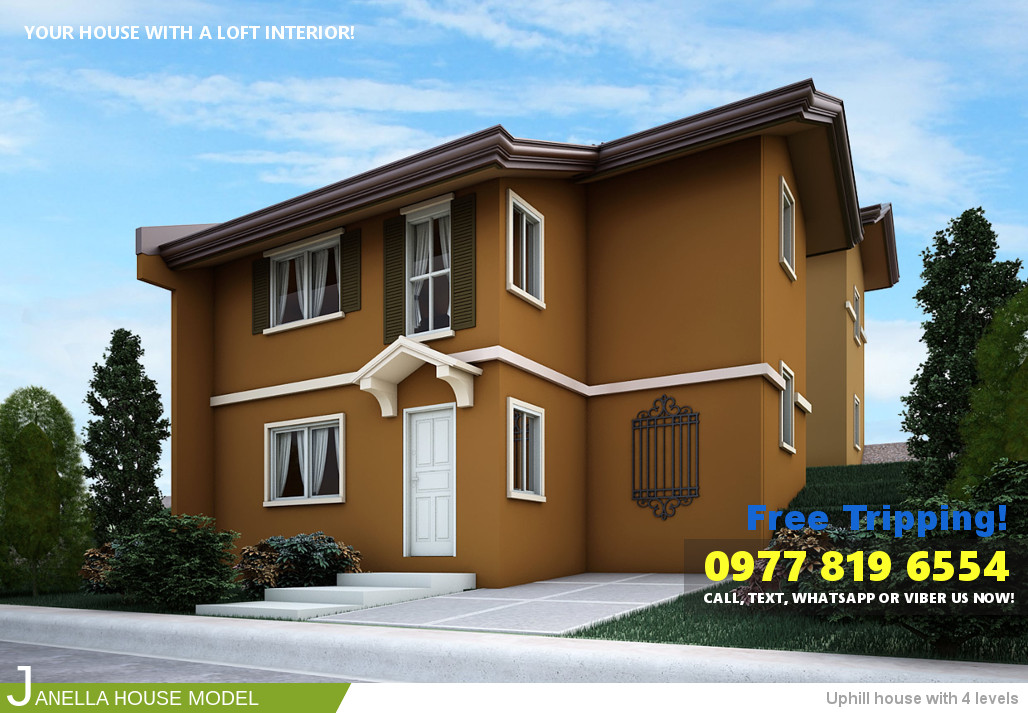 Janela House for Sale in Pampanga