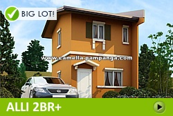 Alli House and Lot for Sale in Pampanga Philippines