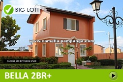 Bella House and Lot for Sale in Pampanga Philippines
