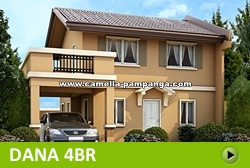 Dana House and Lot for Sale in Pampanga Philippines