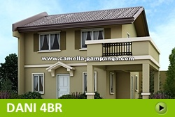 Dani House and Lot for Sale in Pampanga Philippines