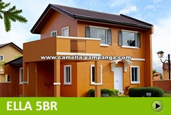Ella House and Lot for Sale in Pampanga Philippines