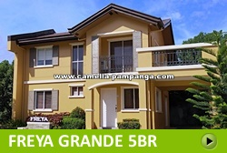 Freya House and Lot for Sale in Pampanga Philippines