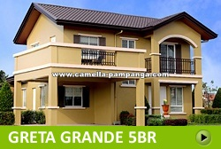 Greta House and Lot for Sale in Pampanga Philippines