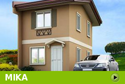 Mika House and Lot for Sale in Pampanga Philippines