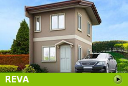 Reva House and Lot for Sale in Pampanga Philippines