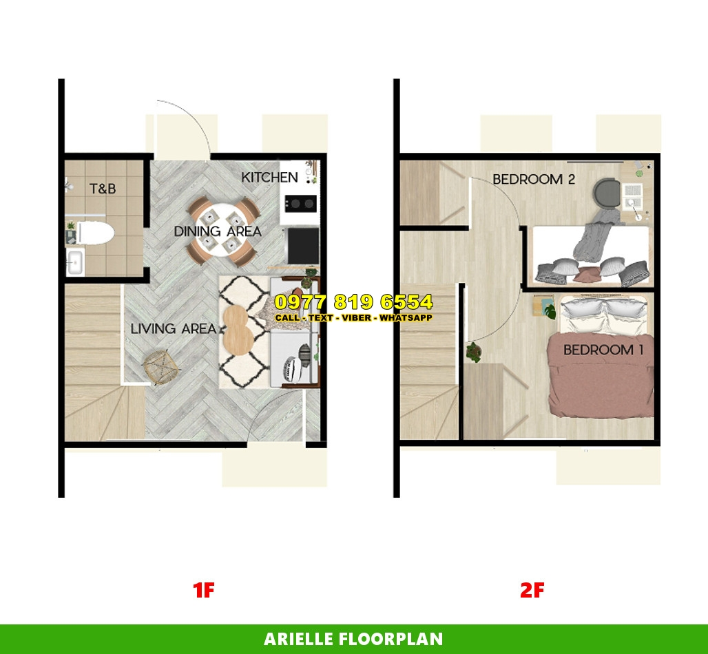 Arielle  House for Sale in Pampanga