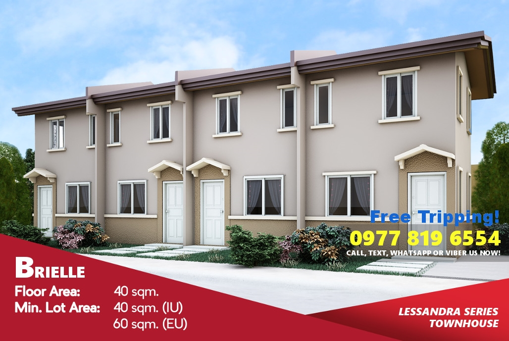 Brielle House for Sale in Pampanga
