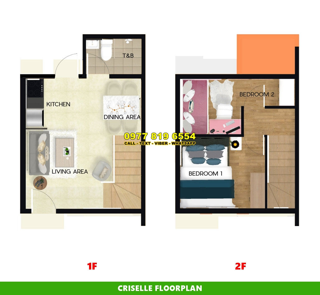 Criselle  House for Sale in Pampanga