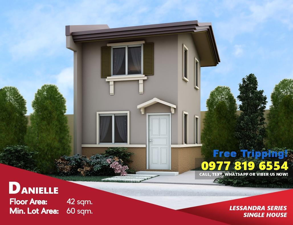 Danielle House for Sale in Pampanga