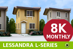 Lessandra Affordable Houses in Camella Pampanga
